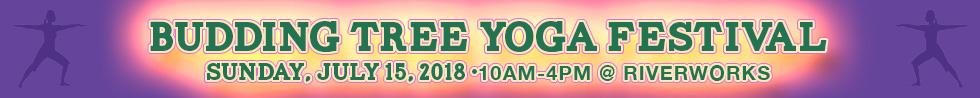 Budding Tree Yoga Festival July 15 2018
